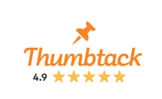 five star reviews on thumbtack
