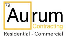 Aurum Contracting Logo