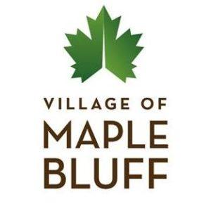 Maple Bluff WI Logo